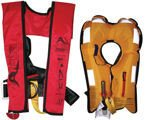 LALIZAS Alpha Inflatable Lifejackets 170N AUTO with harness JUNIOR 71102