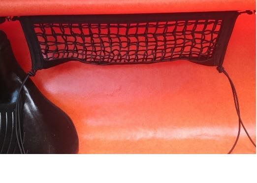 Siatka boczna na drobny bagaż do kajaków Roteko