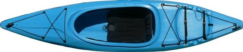 OSTATNI Delsyk Tuktu (jednoosobowy kajak nizinny) - niebieski