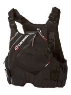 LIFEJACKET CREWSAVER KITE BLACK(50N)