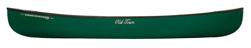 Old Town Discovery 119 canoe Zielony | Kanadyjki, canoe