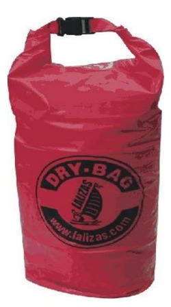 DRY BAG 55L red LALIZAS
