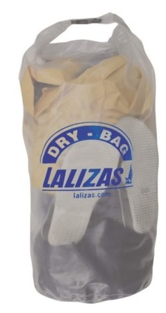DRY BAG 5L clear LALIZAS