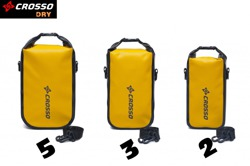 dry bag Crosso Mini Bag 5 L